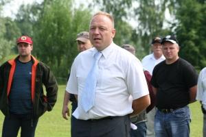 Normuns Salmiņš, LMKA valdes priekšsēdētājs
