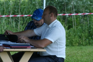 Normunds Salmiņš izstādes norisi vērtē pozitīva un uzteic mednieku aktivitāti.